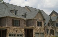 Pinnacle® Roofing Shingles featuring Scotchgard™ Protector - Hearthstone Gray