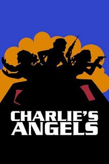 Charlie's Angels Logo 1970's TV show ~ I remember bribing my brother for a set of the dolls back in the day ^_^