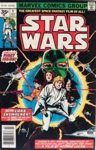 Star Wars 1977 second print Marvel Key Issue. for Like the Star Wars 1977 second print Marvel Key Issue. Marvel Comics, Hq Marvel, Star Wars Comics, Bd Comics, Star Wars Art, Series Marvel, Marvel Cinematic, Star Wars Comic Books, Comic Book Superheroes