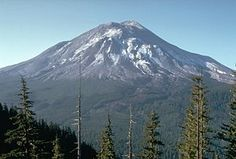 Mount St. Helens is an active stratovolcano located in Skamania County, Washington, in the Pacific Northwest