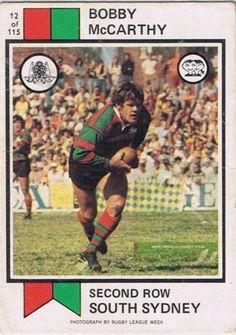 Bob McCarthy Famous Sports, Sports Personality, Rugby League, I Win, Football Team, Sydney, Hero, Baseball Cards, Bob