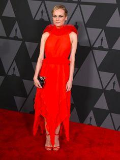 Governors-Awards-2017-Best-dressed-red-carpet-arrivals-season-top-10-hollywood-november-actors-cinema-movie-star-celebrity-style-fashion-blogger-belgian-haute-couture-diane-kruger