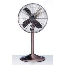 Deco Breeze Copper Finish Adjule Standing Floor Fan