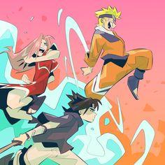 SNS Blog Naruto Teams, Naruto Oc, Naruto Shippuden Anime, Anime Naruto, Boruto, Kakashi, Anime Villians, Chibi, Naruto Pictures