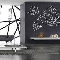 Polygon StickIt Geometric