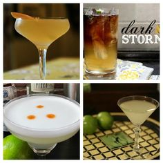 Marcus Samuelsson gives 5 #Cocktail Recipes to Start Your Friday Night | LinkedIn