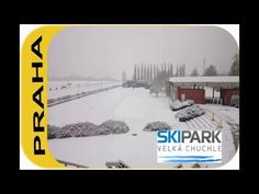 Skipark Velká Chuchle v roce 2017