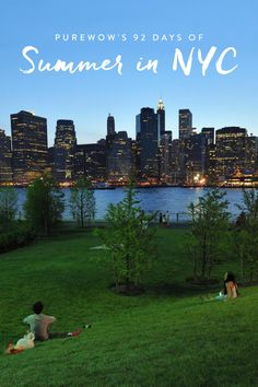 PureWow's 92 Days of Summer in NYC via @PureWow