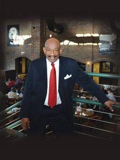 Entrepreneur And Philanthropist: New Georgia Trustee Herman Russell at Paschal's Restaurant