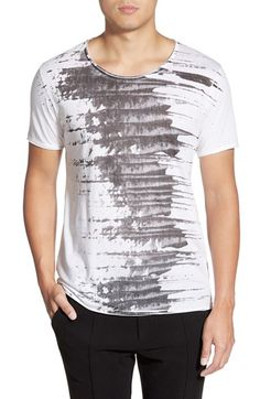 HUGO 'Discrete' Graphic T-Shirt available at #Nordstrom
