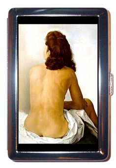 Salvador Dali Gala Nude ID Holder Cigarette Case or Wallet USA Made in Art, Art from Dealers & Resellers, Other Art from Resellers | eBay