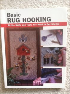 Searsport Rug Hooking -- Extra Goodies