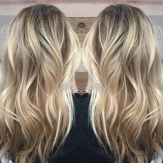 #hairbynoeyroot #blonde #primandpropersalon Blonde With Dark Roots, Blonde Color, Blonde Hair, Style Me, Long Hair Styles, Beauty, Hair Makeup, Colors, Yellow Hair