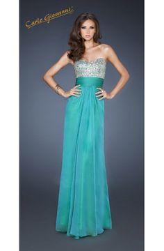 vestido largo graduación- EEVL185288