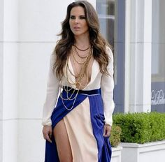 @InstaMag - Mexican-born actress Kate del Castillo, who unveiled some of this year's Platino Prizes for Ibero-American Cinema nominees, says these awards were at the