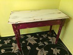 Drop Leaf Table 4 sale  Contact: info@joysshabbychicfurniture.com or visit: www.JoysShabbyChicFurniture.com