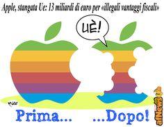 La mela e il torsolo - http://www.afnews.info/wordpress/2016/09/01/la-mela-e-il-torsolo/