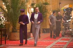 The Grand Budapest Hotel - Ralph Fiennes