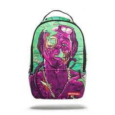 All Backpacks | Sprayground Backpacks, Bags, and Accessories ❤ liked on Polyvore featuring bags, backpacks, daypack bag, knapsack bag, backpack bags, rucksack bags and day pack backpack