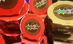 Lots of great Christmas puddings and brandy butter.