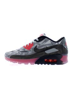 Sneakers Nike : NIKE Air Max 90 ICE QS Soleview Flashmode