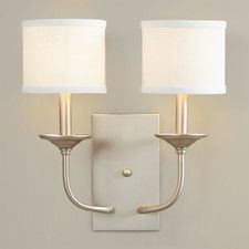 Thorpe 2 Light Armed Sconces