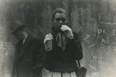 """"""" Saul Leiter, Mary, c.1947. """""""