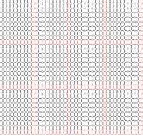 Delica Bead 11/o Graph Paper (Actual Size) at Sova-Enterprises.com Beading Projects, Beading Tutorials, Peyote Patterns, Beading Patterns, Jewelry Patterns, Craft Patterns, Aboriginal Words, Seed Bead Crafts, Native American Patterns