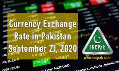 The post Currency Exchange Rate in Pakistan Today [21 September 2020] appeared first on INCPak. This is a list of currency exchange rate in Pakistan for 21 September 2020 including USD to PKR, EUR to PKR, GBP to PKR, SAR to PKR, AED to PKR and more. Currency Exchange Rates in Pakistan Today [21 September 2020]. The following table contains currency rate in Pakistan for 21 September 2020. Please note that these rates including … The post Currency Exchange Rate in Pakistan Today [21 Septembe
