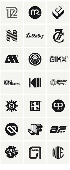 Creative Logo, Branding, Design, Logos, and Marques image ideas & inspiration on Designspiration Logo Inspiration, Mood Board Inspiration, Logo Branding, Typo Logo, Coperate Design, Icon Design, Brand Logo Design, Design Ideas, Creative Logo