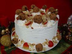 Torta Gourmet con relleno de cheesecake (pag)
