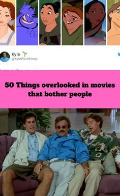 50 Things overlooked in movies that bother people Short Hair Ponytail, Beginning Reading, Big Music, Weird Facts, Fun Facts, How To Be Likeable, Five Star, Latest Pics, Funny People