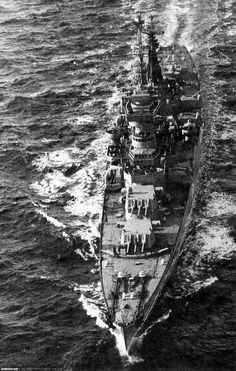 The Murmansk was a Soviet light cruiser project no. 68-bis. It was part of the Soviet (and later, the Russian) Navy's Northern Fleet. Construction began in