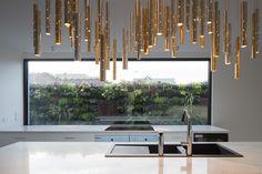 Designer Kitchens #featurependant #norangehood #windowsplashback Splashback, Townhouse, Kitchen Design, Home And Family, Kitchens, Windows, Contemporary, Architecture, Building