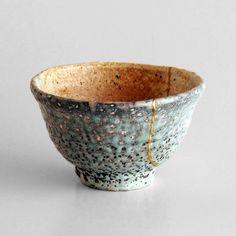 Repaired artifact Japan