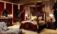 Lowest prices on Discount Set-vp Aico Furniture. Buy Set-vp Aico Furniture in a group and save more. Exotic Bedrooms, Luxurious Bedrooms, Beautiful Bedrooms, Beautiful Beds, Victorian Bedroom Furniture, Bedroom Furniture Sets, Furniture Design, Furniture Stores, Lane Furniture