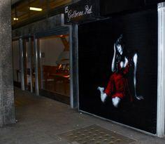 Snik New Street Pieces - Londres, Reino Unido