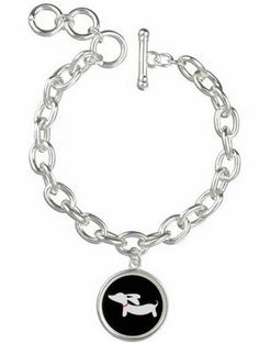Dachshund Charm Bracelet – The Smoothe Store