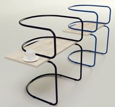 Air Chair  By | Sergei Kotsepup by mydesignlove