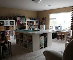 Show Off Saturday: See my new Sewing Studio! — Sew Can She | Free Daily Sewing Tutorials