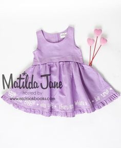 4d5b630bc53 A visual archive of Matilda Jane Clothing  Hemingway Dress ~ Good Hart