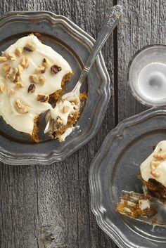 Gluten-Free Pumpkin Cake Bars Recipe