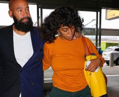 Solange Knowles Serves Shade to Someone at The Met Gala