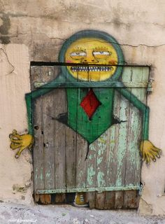 """Artist : Fábio """"Binho"""" Cerqueira."""