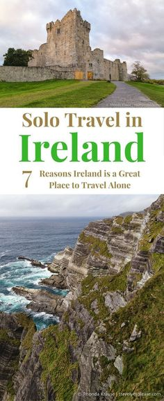 travelyesplease.com | Solo Travel in Ireland- 7 Reasons Ireland is a Great Place to Travel Alone | Europe