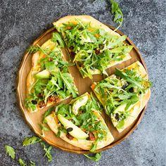 Artichoke and Taleggio Pizza Fritta by @circusgardener