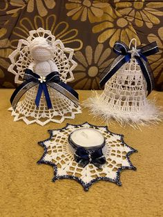 Crochet Angel Pattern, Burlap Wreath, Wreaths, Christmas, Decor, Yule, Decoration, Xmas, Decorating
