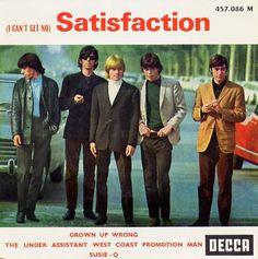 """5 covers de """"Satisfaction"""", do Rolling Stones"""