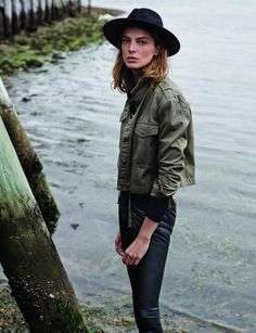 daria werbowy for mango fall winter 2014 campaign 1 Daria Werbowy, Fall Winter 2014, Autumn Winter Fashion, Fall Fashion, Fall 14, Fedora Fashion, Soft Grunge, News Fashion, Fashion Guide