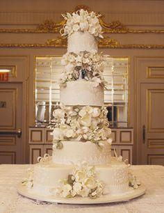 Hochzeitstorte - Inspiration für deine Hochzeit